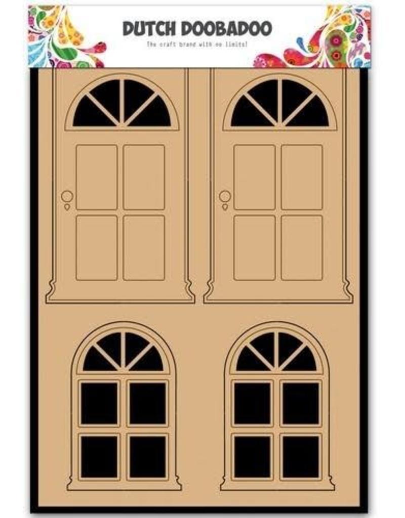 Dutch Doobadoo Acc Dutch Doobadoo Dutch MDF art - deur 465.655.002