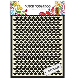 Dutch Doobadoo Acc Dutch Doobadoo Dutch Softboard Dakpannen - A5 478.007.007