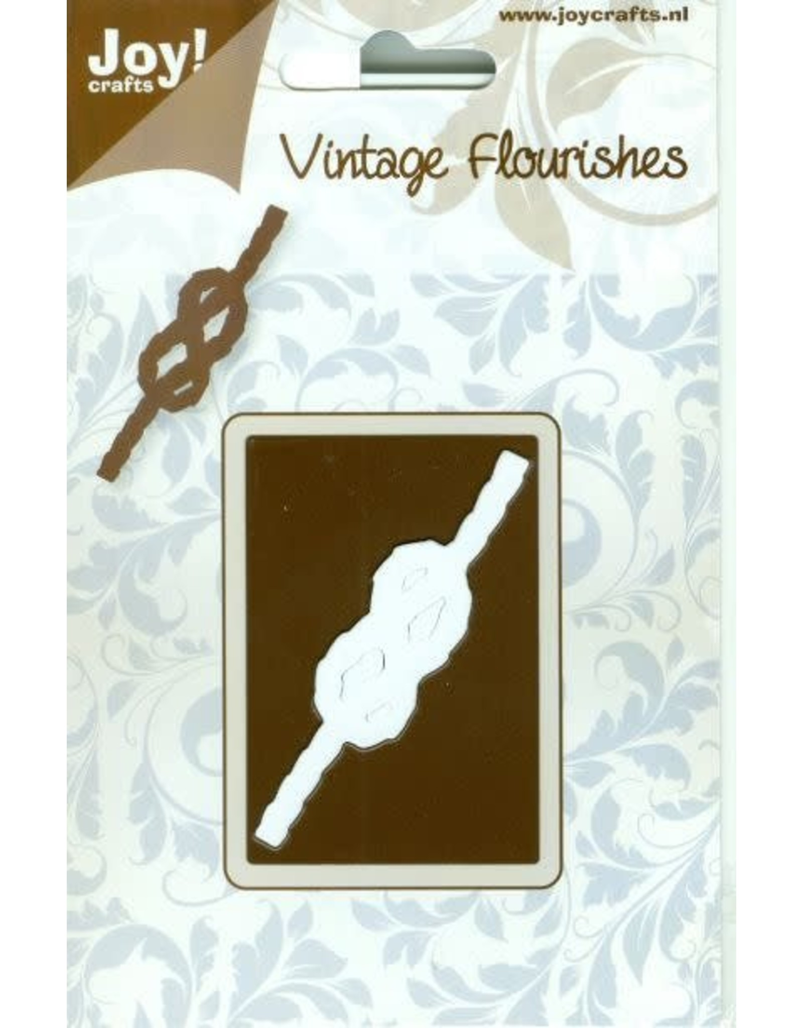 Joy Craft Joy Crafts vintage flourishes zeilknoop 6003/0058