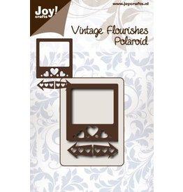 Joy Craft Joy Crafts vintage flourishes polaroid 6003/0068