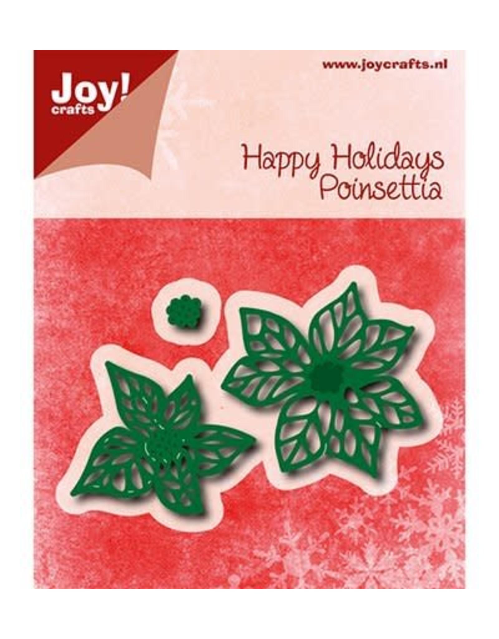 Joy Craft Joy Crafts snijstencil kerstster 6002/0776