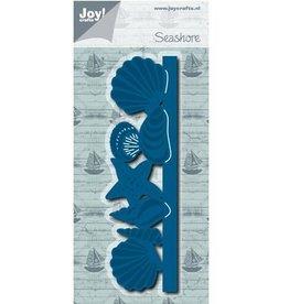 Joy Craft Joy Crafts seashore schelpenrand 6002/0662