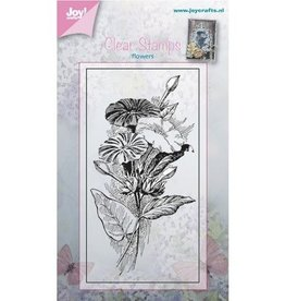 Joy Craft Joy Crafts clearstamps flowers 6410/0379