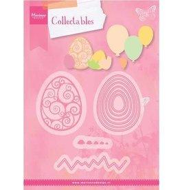 Marianne Design Marianne D Collectable Paaseieren / ballonnen COL1425