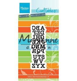 Marianne Design Marianne D Craftable Klassiek alfabet CR1417