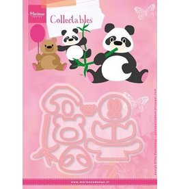 Marianne Design Marianne D Collectable Eline`s Panda & Beer COL1409