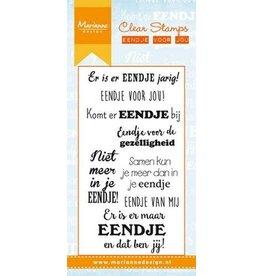 Marianne Design Marianne D Stempel Eendje voor jou (NL) CS0985