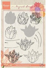 Marianne Design Marianne D Stempel - Tiny`s tulp TC0852