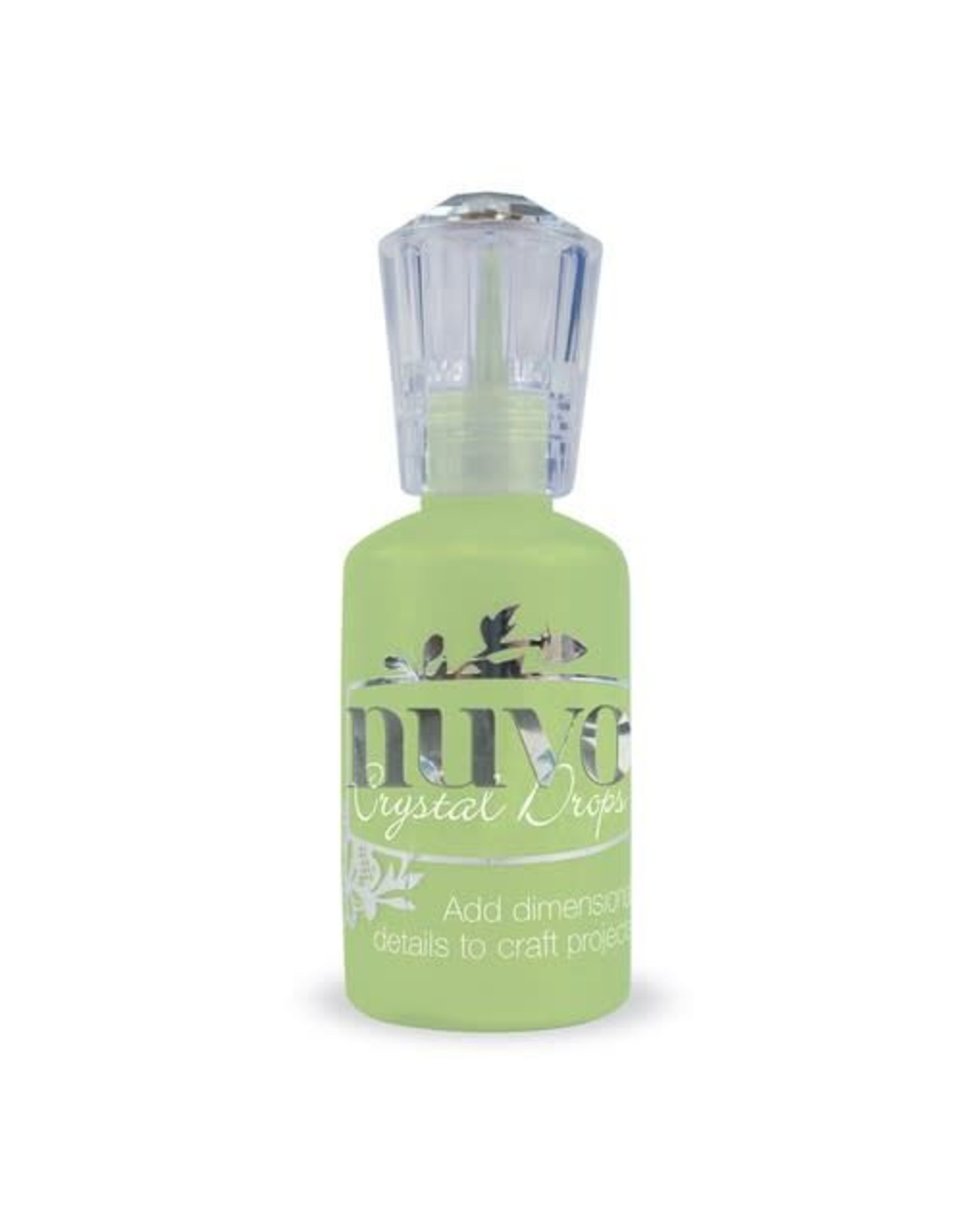 Nuvo by tonic Nuvo crystal drops - apple green 669N