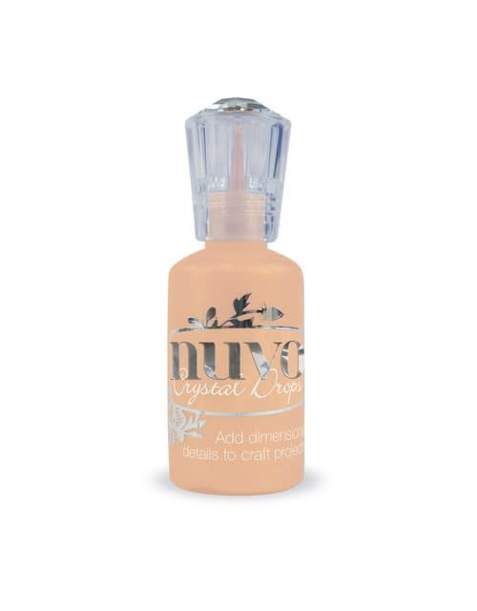 Nuvo by tonic Nuvo crystal drops - sugard almonds 671N