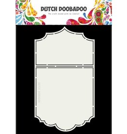 Dutch Doobadoo Dutch Doobadoo Dutch Card Art Ticket A5 470.713.700