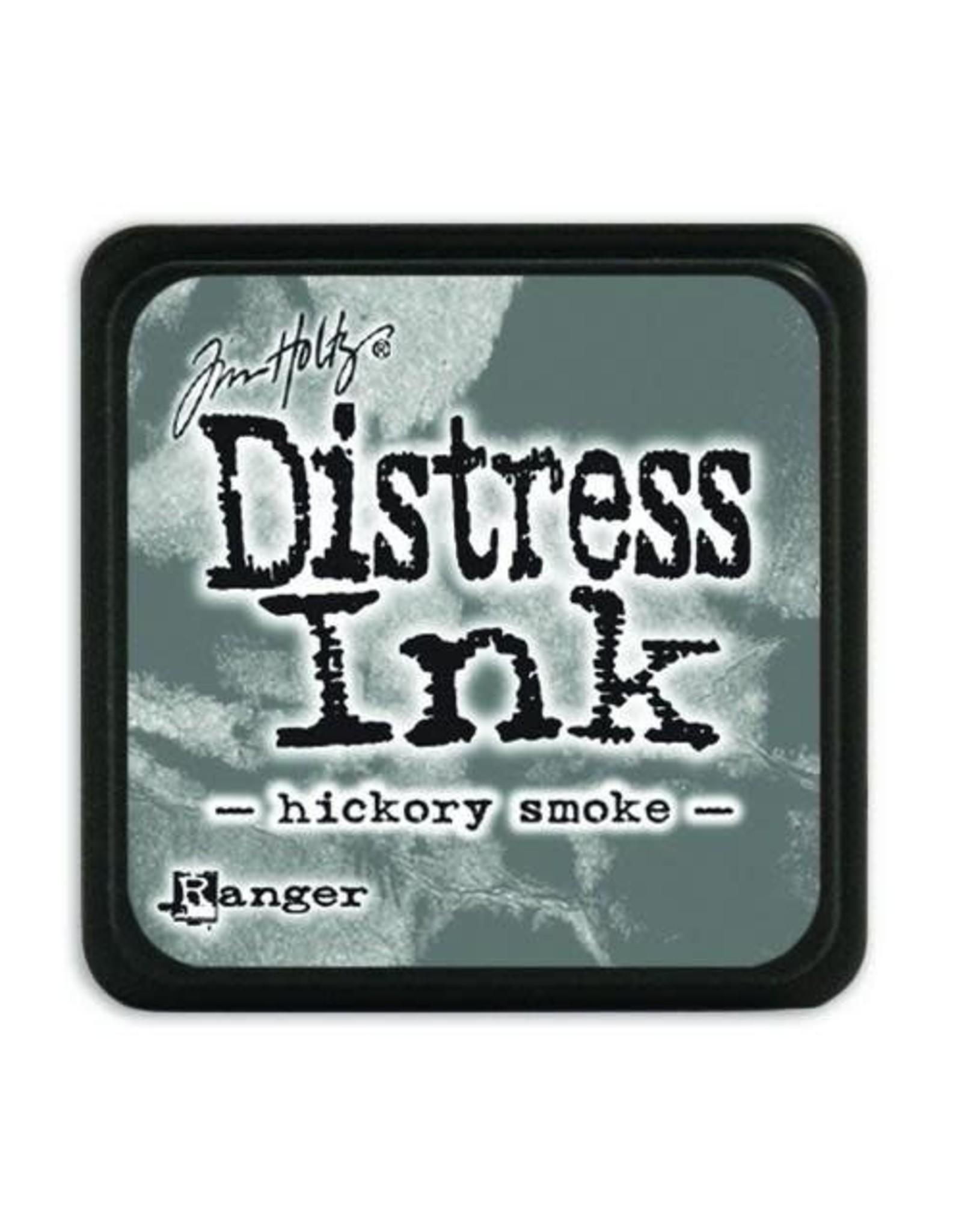 Ranger Ranger Distress Mini Ink pad - hickory smoke TDP47339 Tim Holtz