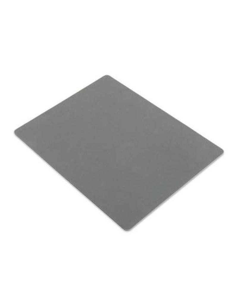 Sizzix  Accessory Sizzix Texturz Accessory - Rubber Mat zwart 655121