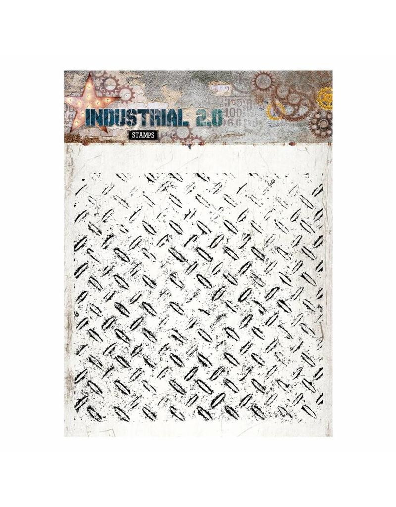 Studio Light Studio Light clear stamp 14x14cm Industrial 2.0 nr.251