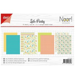Joy Craft Joy Crafts Papier Set A4 Design Let  6011/0609