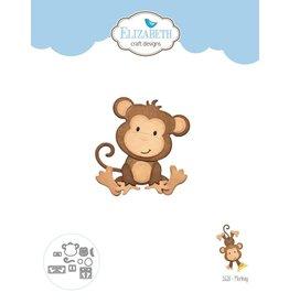 Elizabeth Craft Designs Elizabeth Craft Designs Monkey 1618