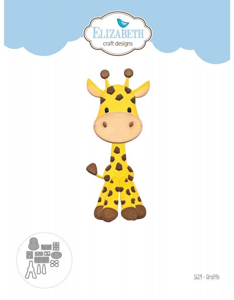 Elizabeth Craft Designs Elizabeth Craft Designs Giraffe 1619