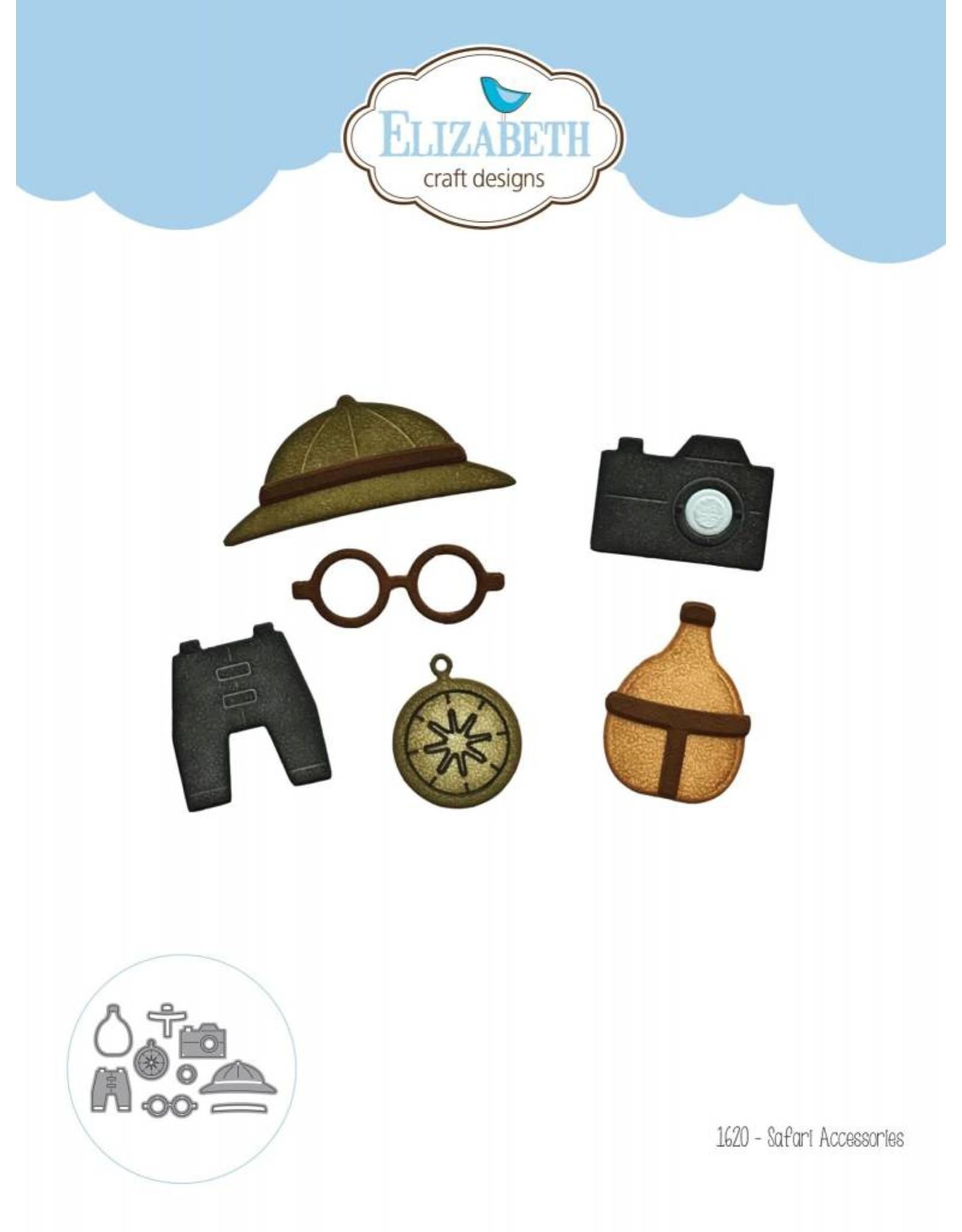 Elizabeth Craft Designs Elizabeth Craft Designs  Safari Accessories 1620
