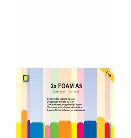 JEJE Produkt 3D Foam A5 2mm 2 Sheets