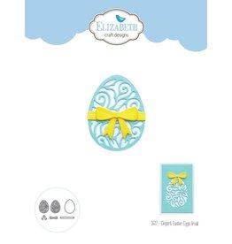 Elizabeth Craft Designs Elizabeth Craft Designs Elegant Easter Eggs Small 1627