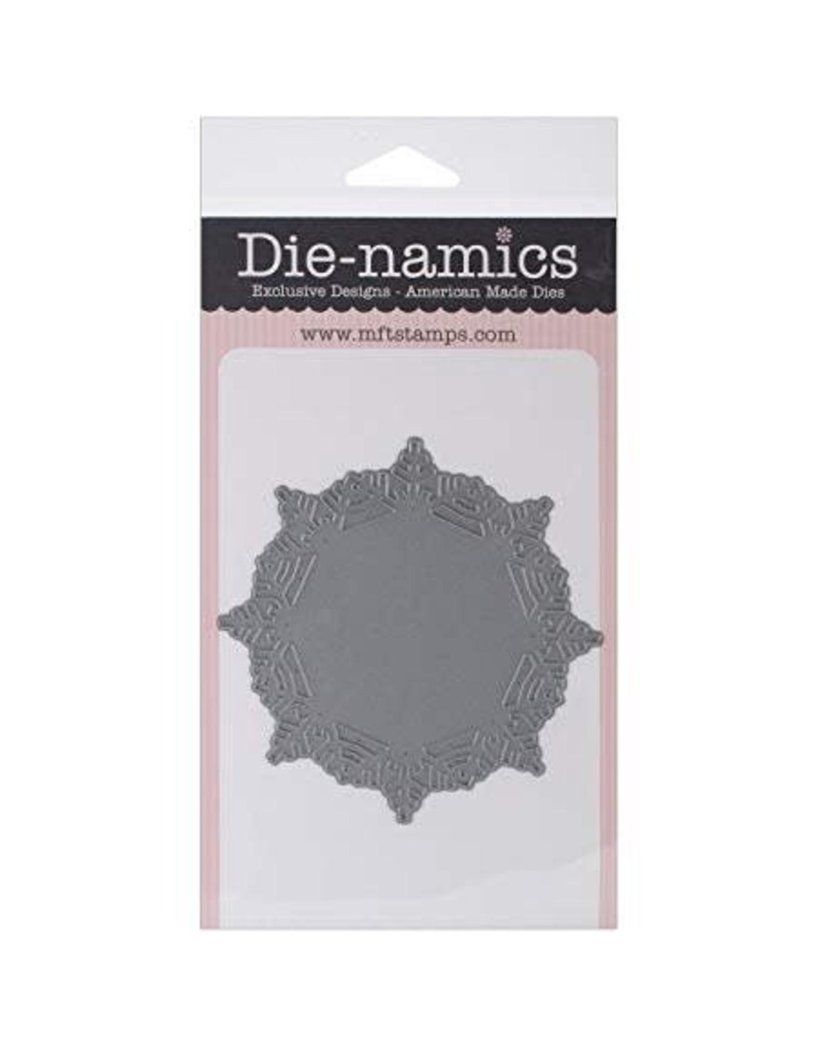 My Favourite Things My Favorite Things Snowflake Doily Die-namics Universal Cutting Die MFT253