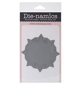 My Favourite Things My Favorite Things Snowflake Doily Die-namics Universal Cutting Die MFT253