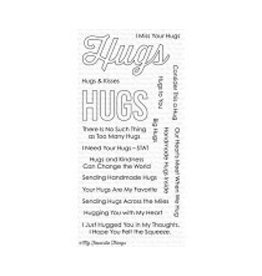 My Favourite Things My Favorite Things clearstamps Lots of Hugs CS-185