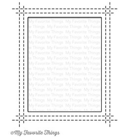 My Favourite Things My Favorite Things Die-Namics Rectangle Peek-a-Boo Window (MFT-842)