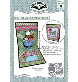 Karen Burniston Karen Burniston Ice cream sundae pop-up 1082
