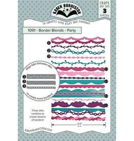 Karen Burniston Karen Burniston Border Blends Party 1091
