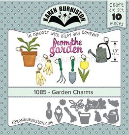 Karen Burniston Karen Burniston Garden charms 1085