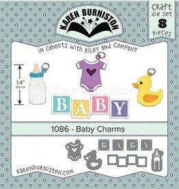 Karen Burniston Karen Burnsiton Baby charms 1086