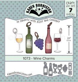 Karen Burniston Karen Burniston Wine charms 1073