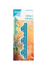 Joy Craft Joy Crafts Snij-embosstencil - Noor! - Rand Sophia 6002/1113