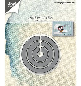 Joy Craft Joy Crafts Snijstencils - Slider-cirkels 6002/1239