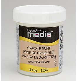 DecoArt DecoArt Crackle Paint White DMM15-71