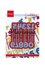 Marianne Design Marianne D Creatable Pins cijfers LR0582