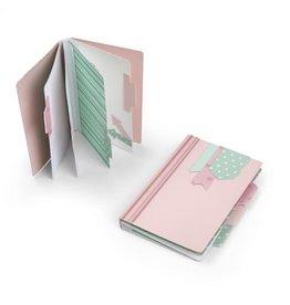 Sizzix Bigz Sizzix Bigz L Die - Album Mini 663629 Lynda Kanase