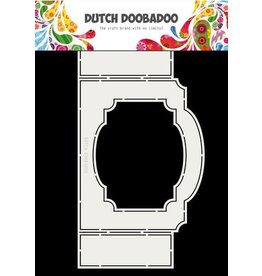 Dutch Doobadoo Dutch Doobadoo Fold card art ticket with frame A4 470.713.703