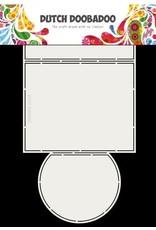 Dutch Doobadoo Dutch Doobadoo Fold card art circle A4 470.713.702