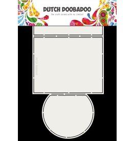 Dutch Doobadoo Dutch Doobadoo Fold card art circle A4 470.713.702