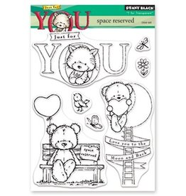 penny black Penny Black 	Clear Set Stamp Space reserved  30-535