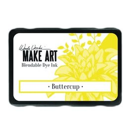 Ranger Ranger MAKE ART Dye Ink Pad Buttercup WVD64299 Wendy Vecchi