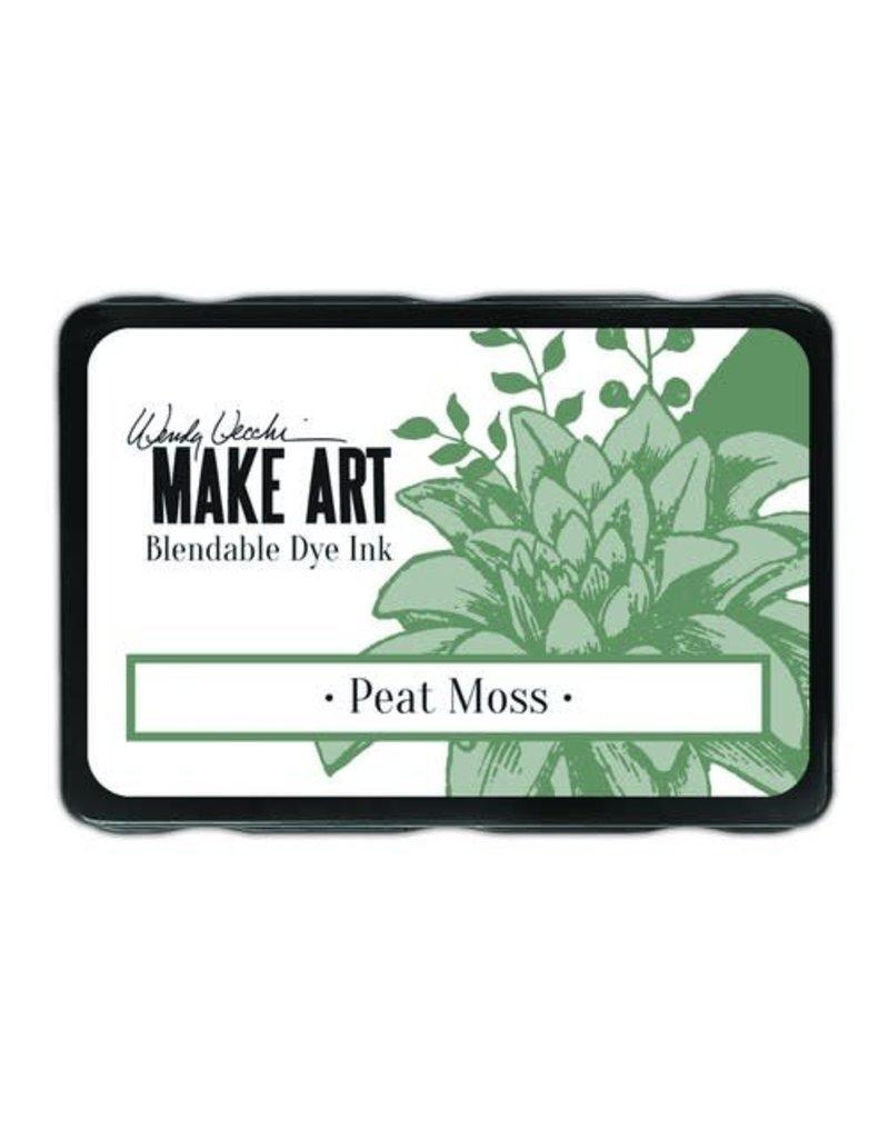 Ranger Ranger MAKE ART Dye Ink Pad Peat Moss WVD64343 Wendy Vecchi