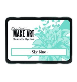 Ranger Ranger MAKE ART Dye Ink Pad Sky Blue WVD64374 Wendy Vecchi
