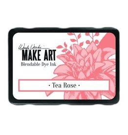 Ranger Ranger MAKE ART Dye Ink Pad Tea Rose WVD64381 Wendy Vecchi