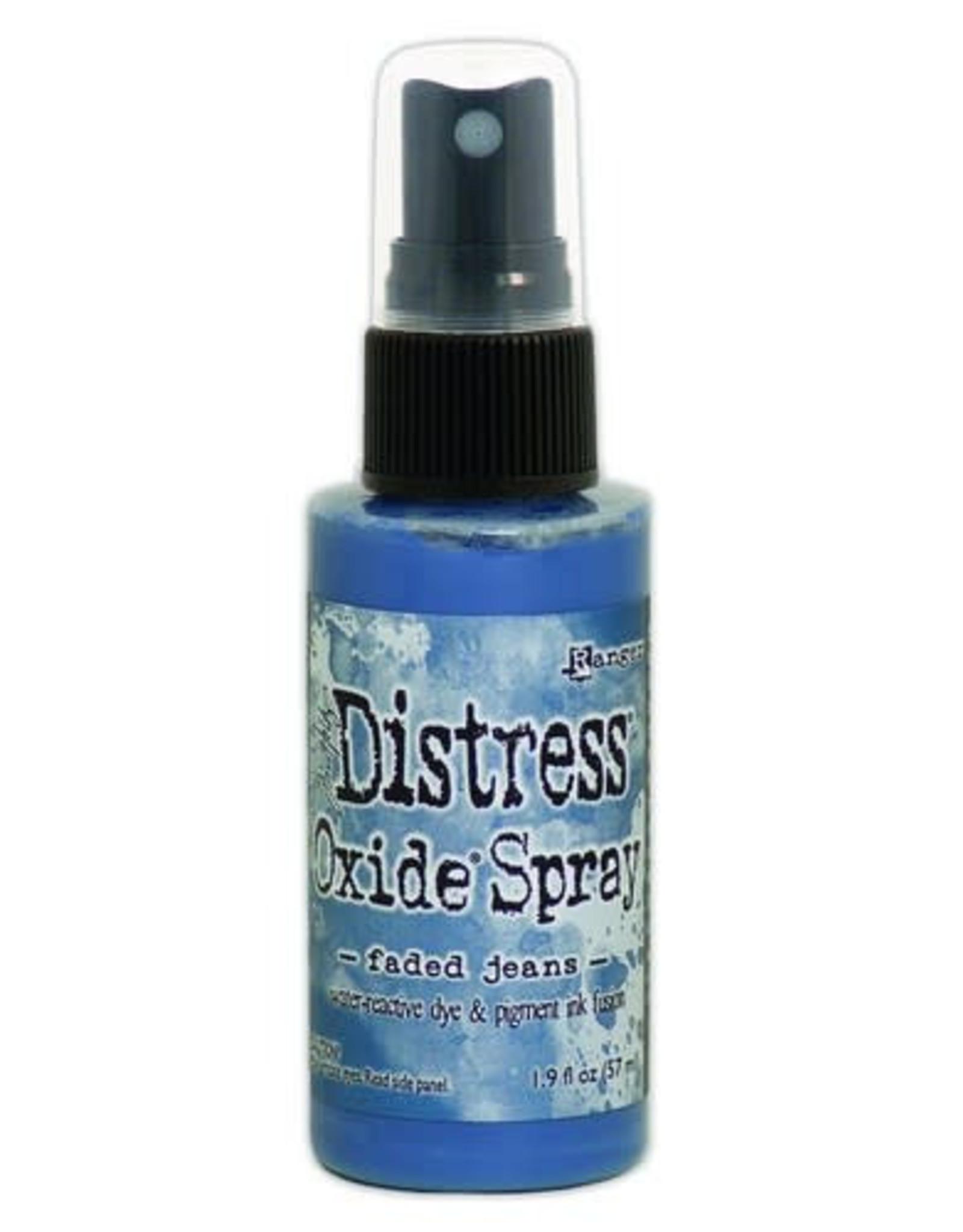 Ranger Ranger Distress Oxide Spray - Faded Jeans TSO64732 Tim Holtz