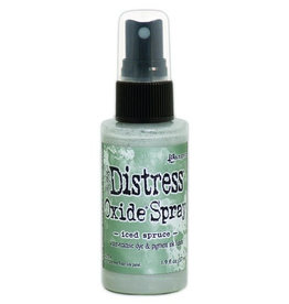 Ranger Ranger Distress Oxide Spray - Iced Spruce TSO64763 Tim Holtz