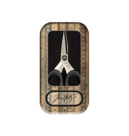 Tonic Studios Tonic Studios Tools - Haberdashery Snip / schaar 5 2342E Tim Holtz