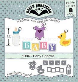 Karen Burniston Karen Burniston Baby Charms 1086